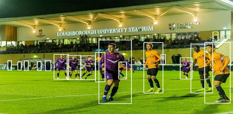 استعداد یابی ورزشی فوتبال  با کمک هوش مصنوعی و بینایی کامپیوتر