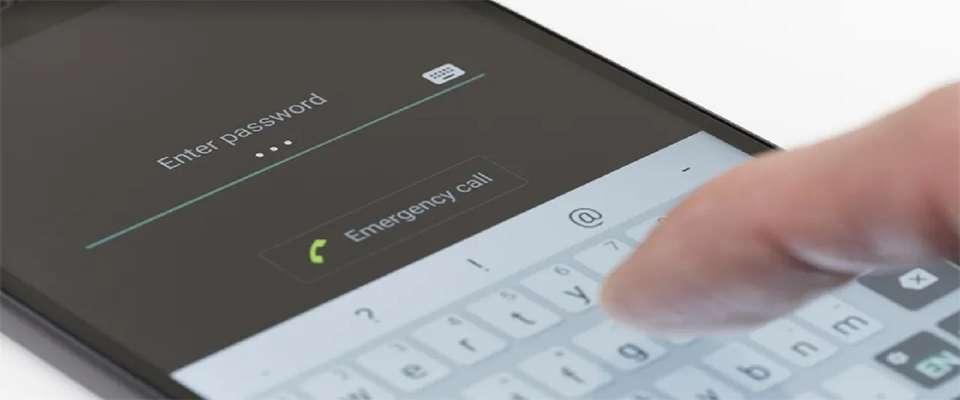 آشنایی با انواع ترفندهای باز کردن قفل صفحهنمایش گوشیهای اندروید