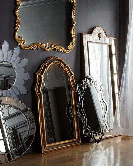 نکات آینه ها در دکوراسیون