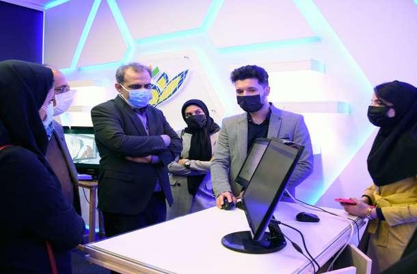 بازدید معاون وزیر ارتباطات و فناوری اطلاعات از پارک علم و فناوری فارس