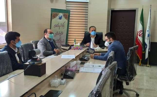 پنجاه و یکمین جلسه شورای فناوری مرکز رشد واحد های فناور شهرستان خرم آباد