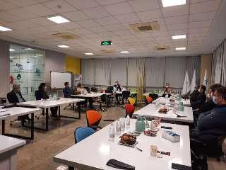 بیستمین جلسه شورای فناوری پارک ع...