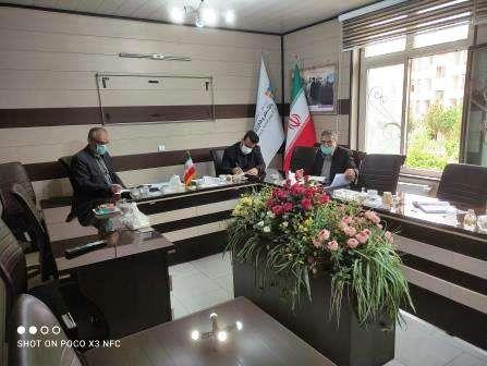 نشست هماندیشی مرکز رشد واحدهای فناور کشاورزی پارک علم و فناوری استان قم برگزار شد