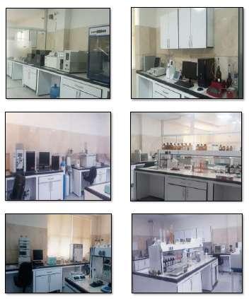 آمادگی شرکت مهندسین پرکاب جهت پذیرش فعالیت های آزمایشگاهی
