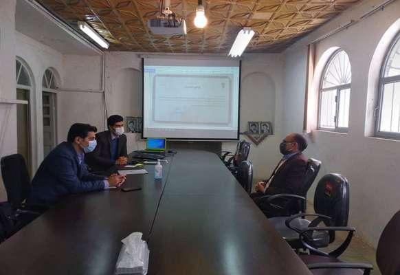 برگزاری جلسه کمیته جذب و پذیرش در مرکز رشد واحدهای فناور شهرستان بروجرد