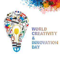 ۲۱  آوریل، روز جهانی خلاقیت و نوآوری