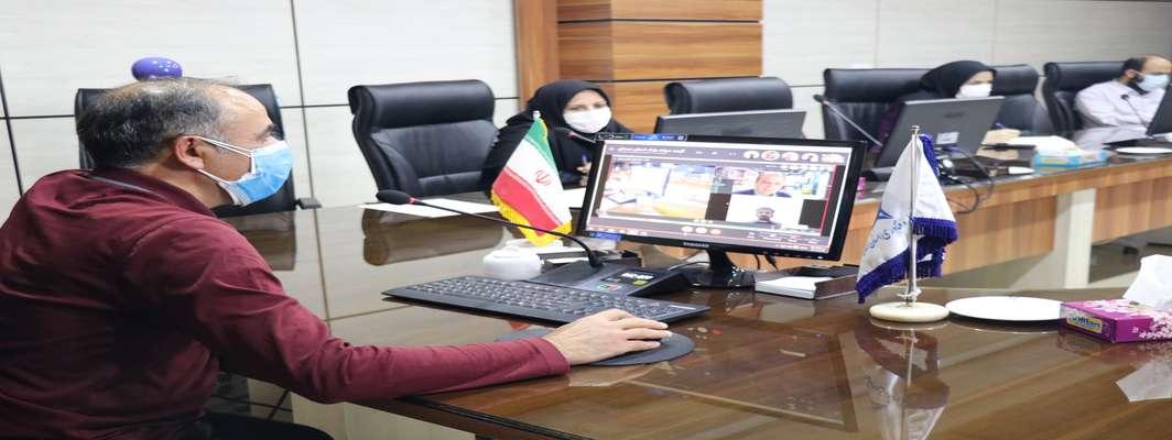 برگزاری جلسات پیش دفاع و دفاع دوره دوم گرنت جوانه در پارک علم وفناوری استان سمنان