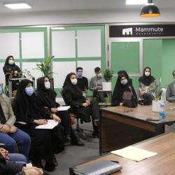 برگزاری هم آفرینی بیست و چهارم به سفارش سازمان بازآفرینی فضاهای شهری مشهد