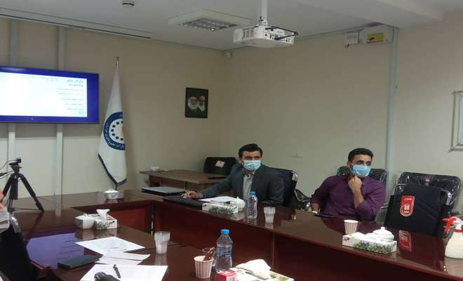 دومین جلسه تخصصی مرکز رشد فناوری نیشابور برگزار شد