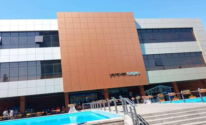 شرکت صنعت پروژه توس در نمایشگاه ارمنستان حضور یافت