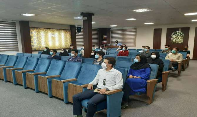 دومین بازدید دانشجویان مهندسی مکانیک دانشگاه فردوسی از شرکت های پارک، صورت گرفت