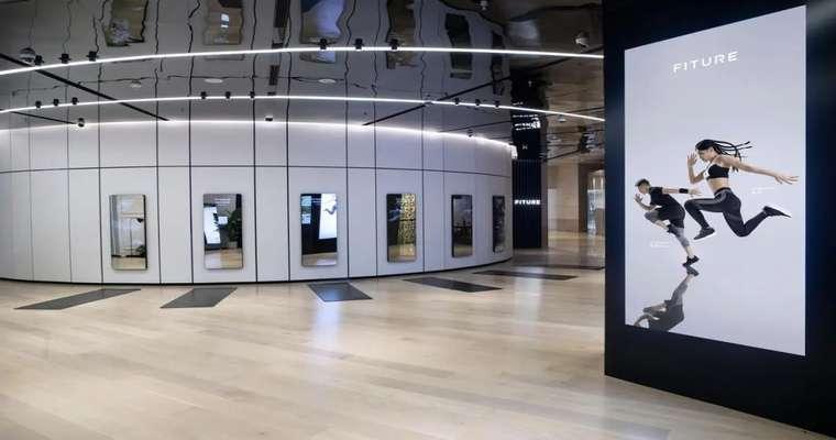 آینه تناسب اندام هوشمند Fiture، سیصد میلیون دلار جذب سرمایه کرد.