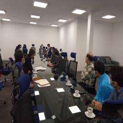 سومین جلسه کارگروه نوآوری باز
