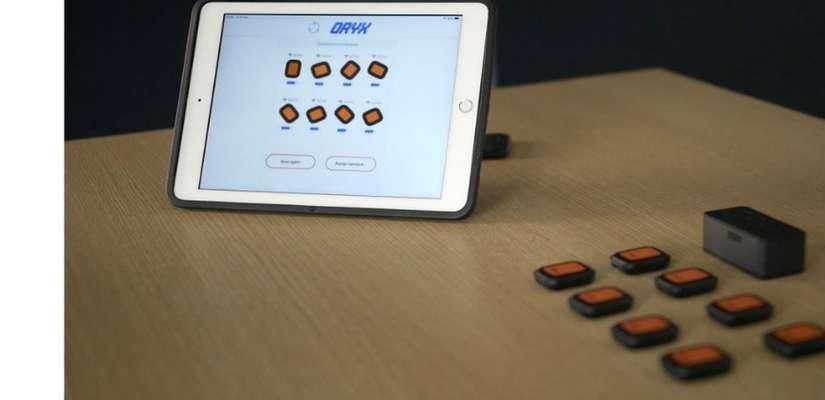 استارت آپ ورزشی Xsens DOT ,ORYX را برای تجزیه و تحلیل حرکت مورد استفاده قرار می دهد.