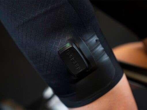 Graspor می خواهد به دوچرخه سواران کمک کند تا با استفاده از سنسور اکسیژن عضله و سنسور شناسایی عضلات فعال خود، تمرین کنند.