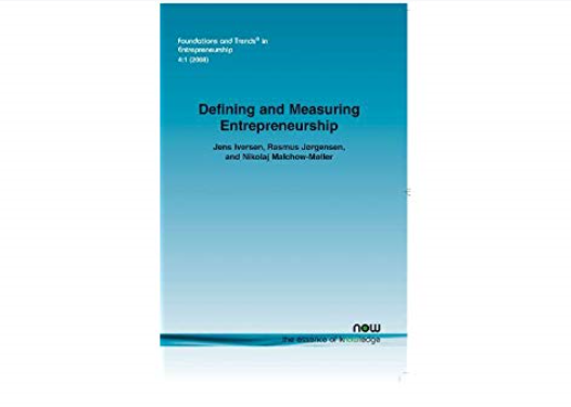 """کمپین حمایت مالی از کتاب """"کارآفرینی چیست و چگونه میتوان آن را اندازهگیری کرد؟"""""""