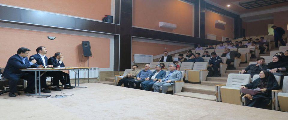 اولین ایدهشو دانشآموزی شهرستان گنبدکاووس برگزار شد