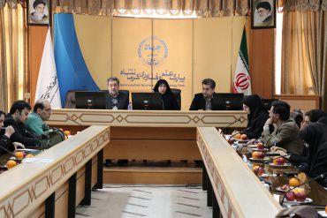 در پارک علم و فناوری کرمانشاه برگزار شد؛ آشنایی شرکت های دانش بنیان با شیوه نامه  دریافت گواهینامه های کیفیت استاندارد دانش نماد
