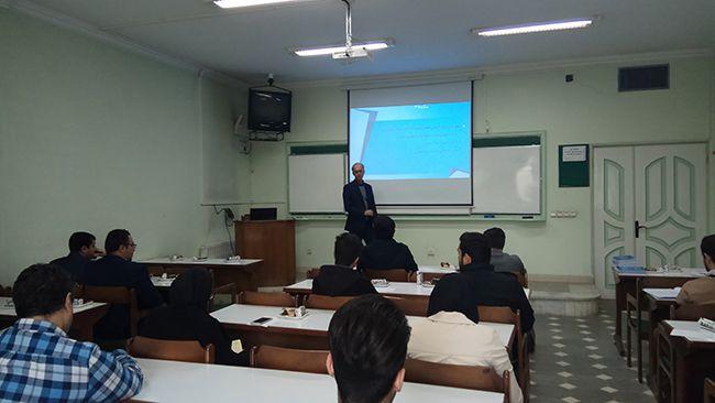 """دوره آموزشی با عنوان """"آشنایی با قوانین تامین اجتماعی"""" برگزار شد."""