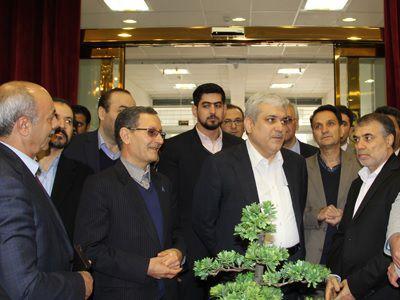 حضور معاون علمی و فناوری ریاست جمهوری اسلامی ایران در دانشگاه فردوسی مشهد