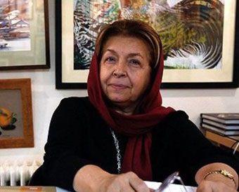لیلی گلستان در تداکس تهران