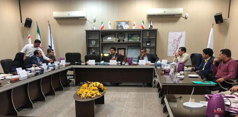 سرپرست پارک زیست فناوری خلیج فارس: تکمیل زیرساختهای پارک در جهت توسعه و پیشرفت شرکتها در شرایط فعلی از مهمترین اهداف ما است.