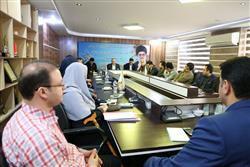 نشست نوروزی رئیس پارک علم و فناوری مازندران با کارکنان برگزار شد