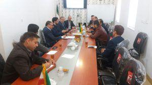 نشست مشترک پارک علم و فناوری و گمرک استان برگزار شد
