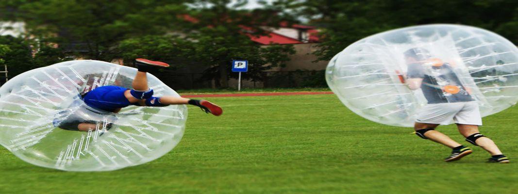 فوتبال حبابی; رقابتی پرهیجان