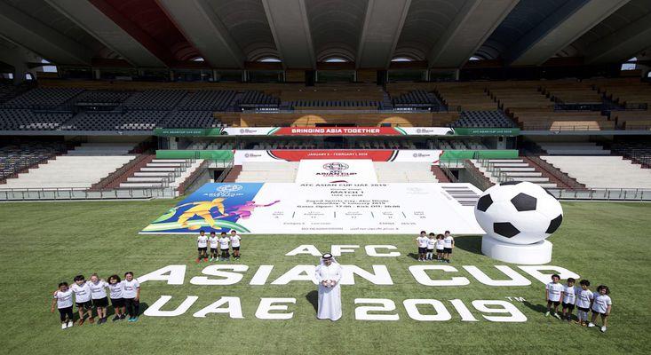 جام ملتهای آسیا ۲۰۱۹ از زاویه ورزشگاه ها