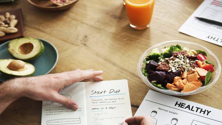 رژیم غذایی سالم شامل چه خوراکیهایی میشود؟
