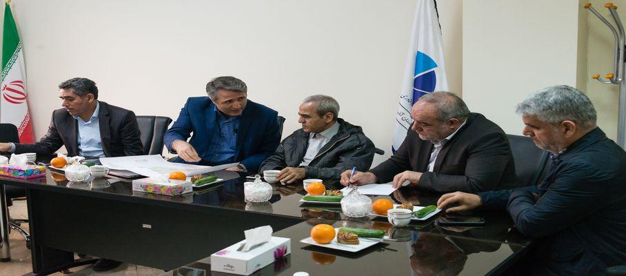 با همکاری مسئولین استانی دسترسی مجتمع عصر انقلاب پارک از آزاد راه تبریز - سهند  فراهم میشود
