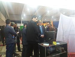 حضور شرکت پادنا توسعه ایرانیان مستقر در مرکز رشد آمل در نمایشگاه بین المللی صنایع خلاق اصفهان