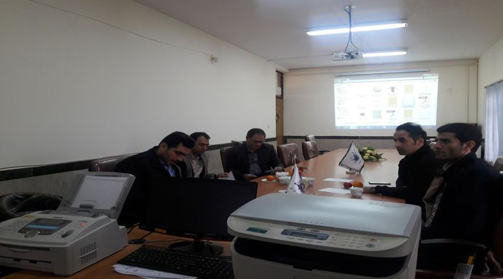 هجدهمین جلسه شورای فناوری مرکز رشد واحد های فناور شهرستان دلفان