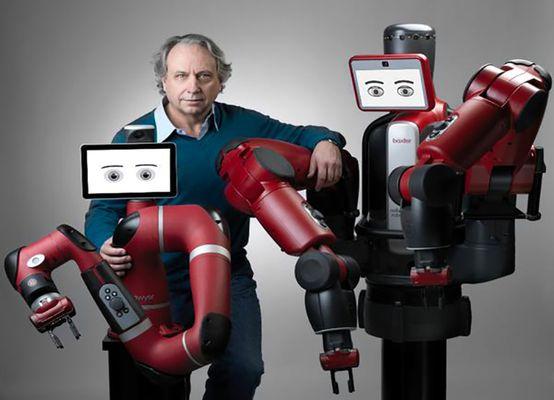 معرفی استارتاپ شکستخورده Rethink Robotics