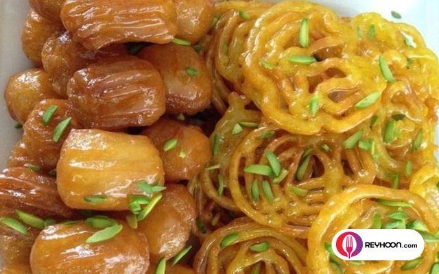 طرز تهیه زولبیا، بامیه و گوش فیل خوشمزه برای ماه رمضان