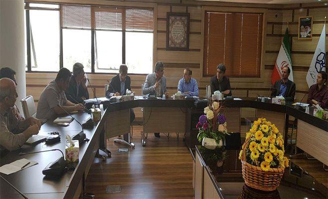 جلسه مشترک رییس و معاونین پارک علم و فناوری و دانشگاه کردستان به منظور تشکیل کارگروه پیگیری مفاد تفاهمنامه مشترک در دفتر ریاست دانشگاه کردستان تشکیل شد