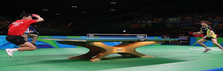 استعدادیابی تنیس روی میز؛ کودکی بدون سرپرست