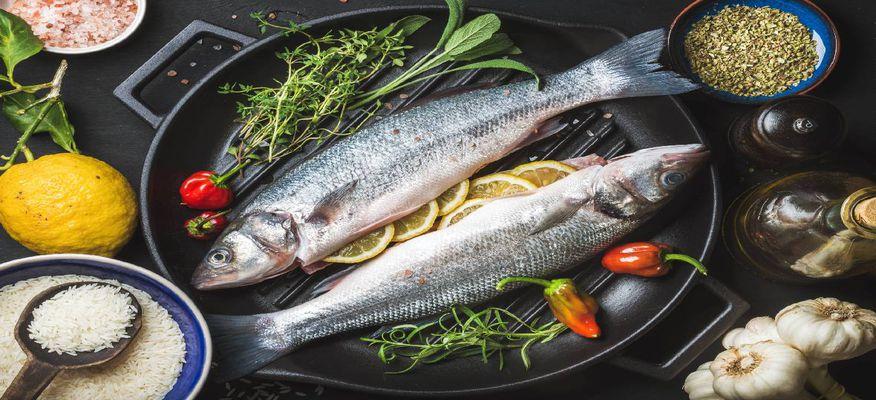 ماهی را با مصلحاتش بخورید!