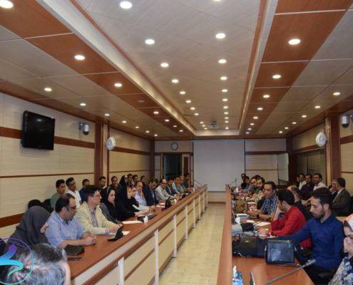 برگزاری نشست گفتگوی مدیران پارک علم و فناوری دانشگاه تربیت مدرس با واحدهای فناور