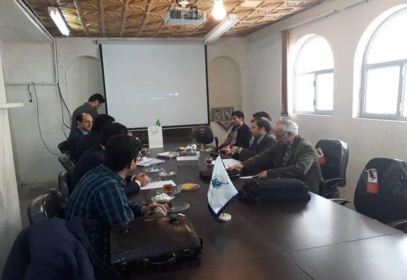 بیست و هفتمین جلسه شورای فناوری مرکز رشد واحد های فناور شهرستان بروجرد