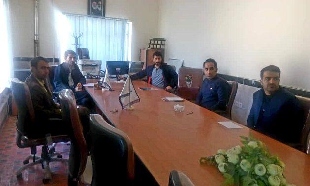 نوزدهمین جلسه شورای فناوری مرکز رشد واحد های فناور شهرستان دلفان