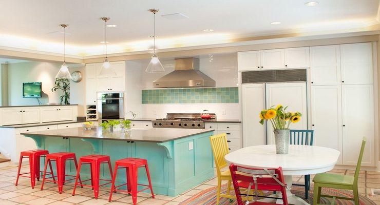 چه ترکیب رنگی رو برای خونتون می پسندید؟