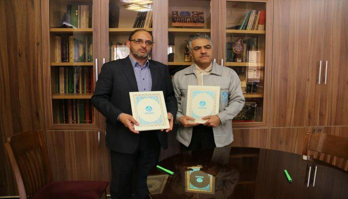افزایش همکاری بین پارک علم و فناوری دانشگاه تهران و فرماندهی انتظامی ویژه شرق استان تهران
