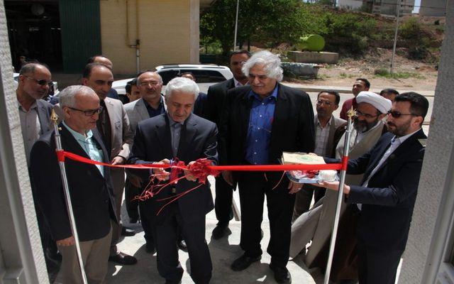 با حضور وزیر علوم صورت گرفت؛ افتتاح مجتمع کارگاهی ( پایلوت فناوری ) پارک علم و فناوری فارس