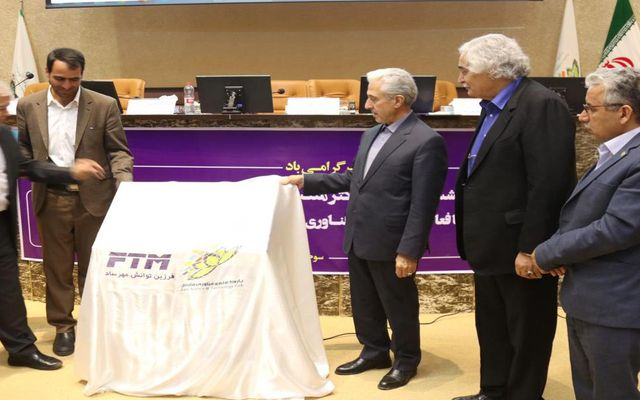 با حضور وزیر علوم؛ طرح هوشمندسازی جایگاههای سوخت CNG رونمایی شد