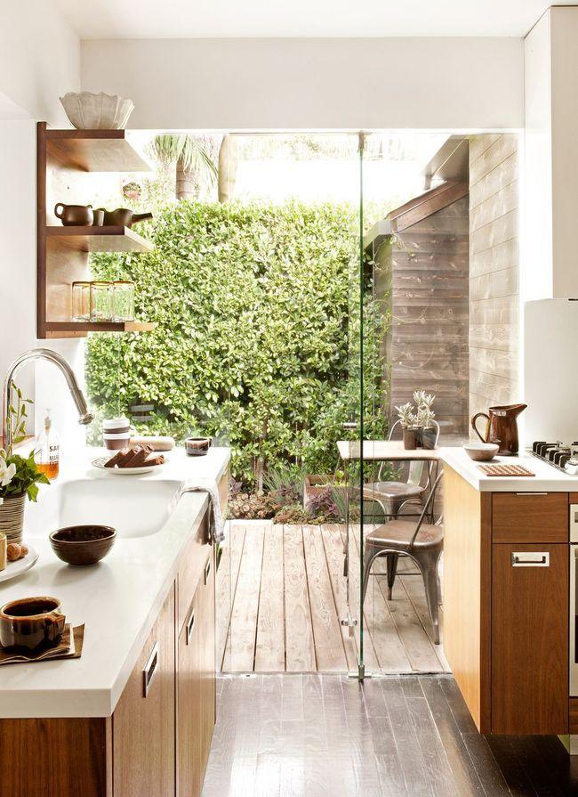 راهکارهای طراحی خانه های کوچک