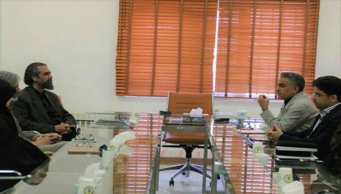 همکاری مشترک پارک علم و فناوری دانشگاه تهران و دانشگاه هنر آغاز شد
