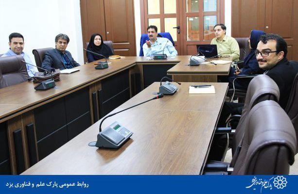 گزارش تصویری نخستین جلسه شورای سیاست گذاری پردیس فناوری اطلاعات و ارتباطات در سال ۹۸