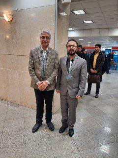 گفتگو در باره توسعه همکاری ها و استقرار شتاب دهنده در حوزه علم اطلاعات با رییس پژوهشگاه علوم و فناوری اطلاعات ایران (ایرانداک)